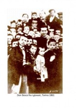 Don Bosco fra i giovani (Torino, 1861)